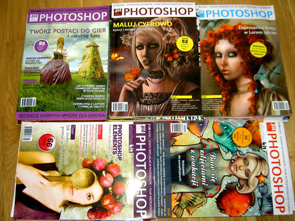 magazyn Photoshop