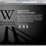 Zobacz protest przeciw SOPA na różnych witrynach