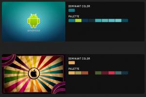 HTML Image Color Grabber