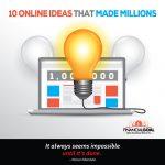10 pomysłów na przychód pasywny online, wartych miliony