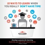 10 sposobów jak się uczyć, kiedy nie masz czasu